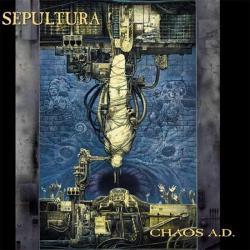 Disco 'Chaos A.D.' (1993) al que pertenece la canción 'Territory'