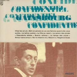 Disco 'Gainsbourg Confidentiel' (1963) al que pertenece la canción 'Amour Sans Amour'