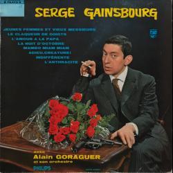 Disco 'N°2' (1959) al que pertenece la canción 'Le Claqueur De Doigts'