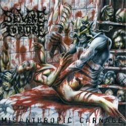 Misanthropic Carnage - Impelled To Kill