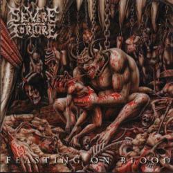 Disco 'Feasting on Blood' (2000) al que pertenece la canción 'Vomiting christ'