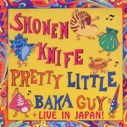 Disco 'Pretty Little Baka Guy + Live in Japan' (1990) al que pertenece la canción 'Ice Cream City'