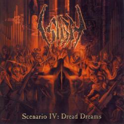 Disco 'Scenario IV: Dread Dreams' (1999) al que pertenece la canción 'Black Curse'