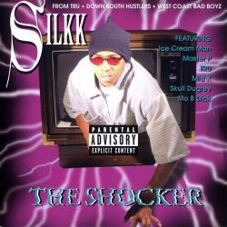 Disco 'The Shocker' (1996) al que pertenece la canción 'Ghetto Tears'