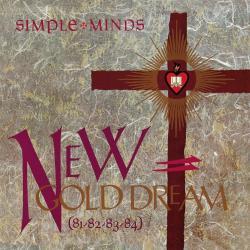 Disco 'New Gold Dream (81-82-83-84)' (1982) al que pertenece la canción 'King Is White And In The Crowd'