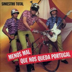 Disco 'Menos mal que nos queda Portugal' (1984) al que pertenece la canción 'Assumpta'