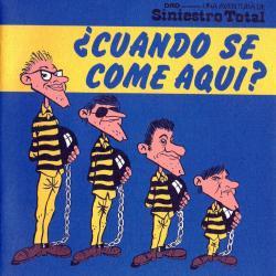 Disco '¿Cuándo se come aquí?' (1982) al que pertenece la canción 'Me pica un huevo'