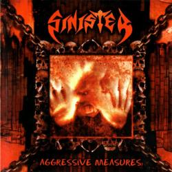 Disco 'Aggressive Measures' (1998) al que pertenece la canción 'Blood Follows The Blood'