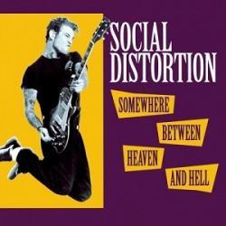Disco 'Somewhere between Heaven and Hell' (1992) al que pertenece la canción 'Making Believe (j. Work)'