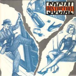 Disco 'Social Distortion' (1990) al que pertenece la canción 'Drug Train'