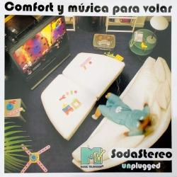 Planeador - Soda Stereo | Comfort y Música para Volar