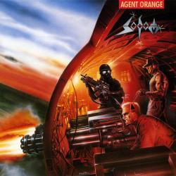 Disco 'Agent Orange' (1989) al que pertenece la canción 'Tired And Red'