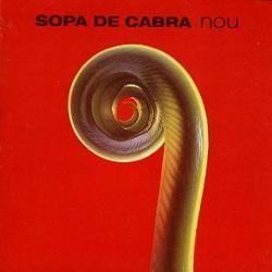 Disco 'Nou' (1998) al que pertenece la canción 'Junts'