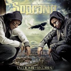 Disco 'La Colombe et le Corbeau' (2011) al que pertenece la canción 'One love'
