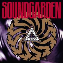 Disco 'Badmotorfinger' (1991) al que pertenece la canción 'Face Pollution'