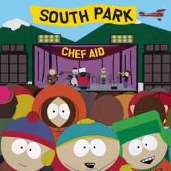 Disco 'Chef Aid: The South Park Album' (1998) al que pertenece la canción 'The Rainbow'