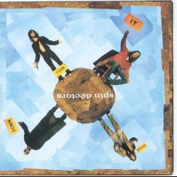 Disco 'Turn It Upside Down' (1994) al que pertenece la canción 'Mary Jane'
