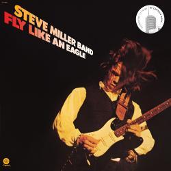 Disco 'Fly Like an Eagle' (1976) al que pertenece la canción 'Wild Mountain Honey'