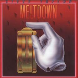 Disco 'Meltdown' (1984) al que pertenece la canción 'Meat The Press'