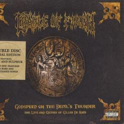 The Death Of Love - Cradle Of Filth | Godspeed on the Devil's Thunder: The Life and Crimes of Gilles de Rais