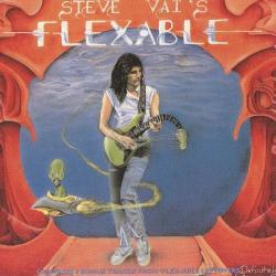 Disco 'Flex-Able' (1984) al que pertenece la canción 'Little Green Men'