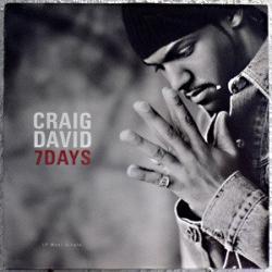 Disco '7 Days (Singles)' (2001) al que pertenece la canción 'Seven Days'