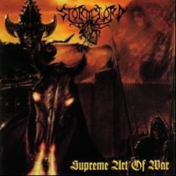 Disco 'Supreme Art of War' (1999) al que pertenece la canción 'Of Steel And Ancient Might'