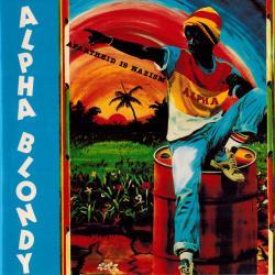 Disco 'Apartheid Is Nazism' (1987) al que pertenece la canción 'Djinamory'