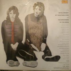 Disco 'Metal Mickey / The Drowners ' (1992) al que pertenece la canción 'My Insatiable One'
