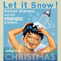 Disco 'Let It Snow: Songs for Christmas - Vol. IX' (2009) al que pertenece la canción 'I'll Be Home for Christmas'