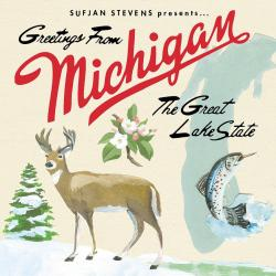 Disco 'Greetings from Michigan: The Great Lake State' (2003) al que pertenece la canción 'For the Widows in Paradise, for the Fatherless in Ypsilanti'