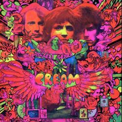 Disco 'Disraeli Gears' (1967) al que pertenece la canción 'Born Under A Bad Sign'