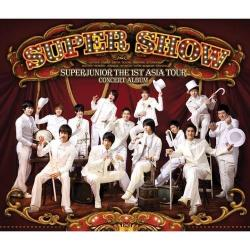 Disco 'Super Show - Super Junior The 1st Asia Tour Concert Album ' (2008) al que pertenece la canción 'U'