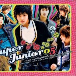 Disco 'Super Junior 05' (2005) al que pertenece la canción 'You are the one'