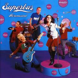 Disco 'Aéromusical' (2002) al que pertenece la canción 'Ennemie'