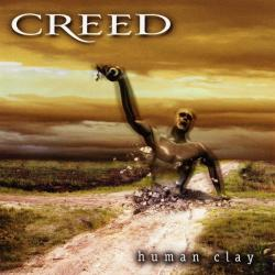 Human Clay - White arms wide open