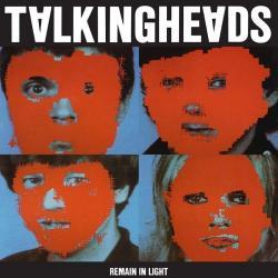 Disco 'Remain in Light' (1980) al que pertenece la canción 'Houses In Motion'