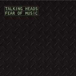 Disco 'Fear of Music' (1979) al que pertenece la canción 'I Zimbra'