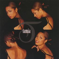 Disco 'Tamia' (1998) al que pertenece la canción 'Is That You?'