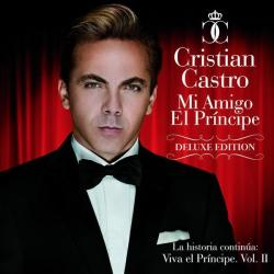Disco 'Mi Amigo El Príncipe' (2011) al que pertenece la canción 'Me Basta'