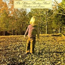 Disco 'Brothers and Sisters' (1973) al que pertenece la canción 'Come And Go Blues'