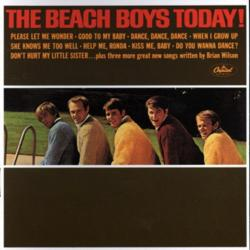 The Beach Boys Today! - Dance Dance Dance