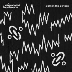 Disco 'Born in the Echoes' (2015) al que pertenece la canción 'Under Neon Lights'
