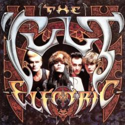 Disco 'Electric' (1987) al que pertenece la canción 'King Contrary Man'