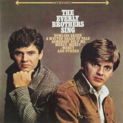 Disco 'The Everly Brothers Sing' (1967) al que pertenece la canción 'Bowling Green'