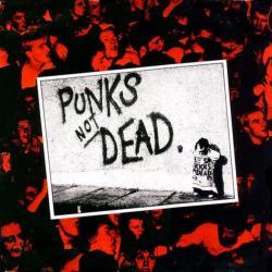 Disco 'Punks Not Dead' (1981) al que pertenece la canción 'S.P.G.'