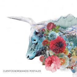 Disco 'Postales' (2014) al que pertenece la canción 'Animales'