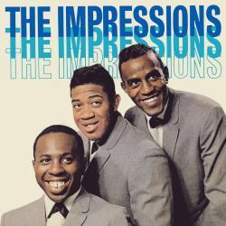 Disco 'The Impressions' (1963) al que pertenece la canción 'Gypsy Womani'