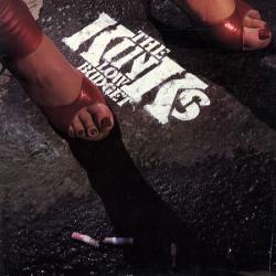Disco 'Low Budget' (1979) al que pertenece la canción 'Misery'