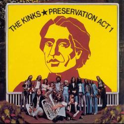 Disco 'Preservation Act 1' (1973) al que pertenece la canción 'Cricket'